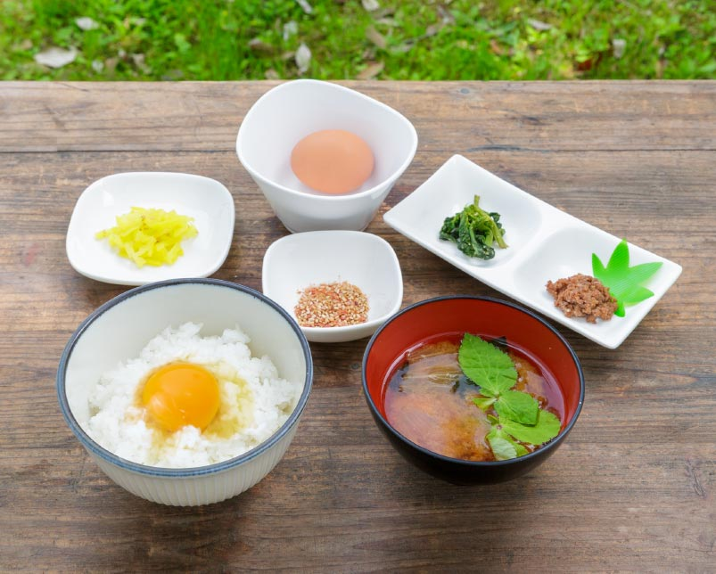 黄福定食の写真